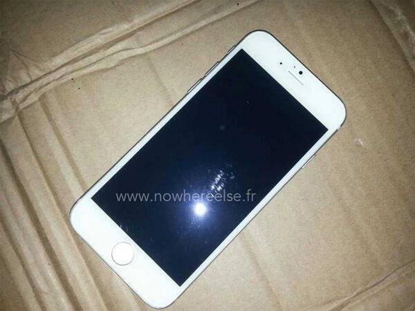 iphone 6 leaked dummy