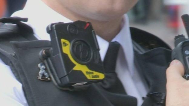 london police camera