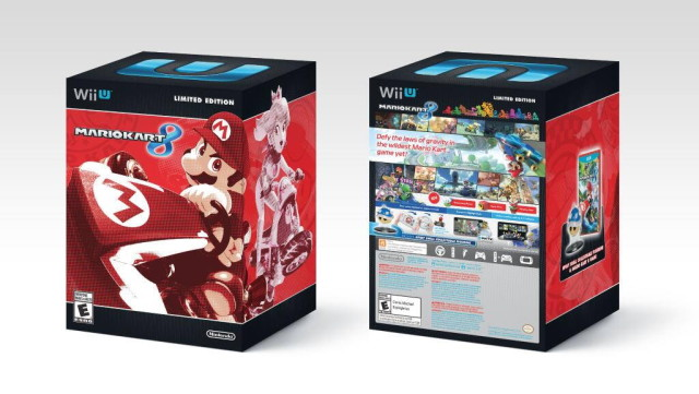 mario kart 8 limited