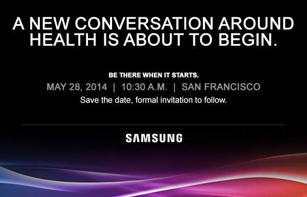 samsung health invite