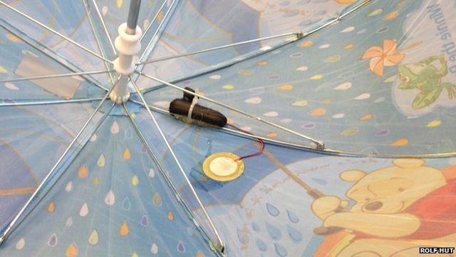 smart-umbrella