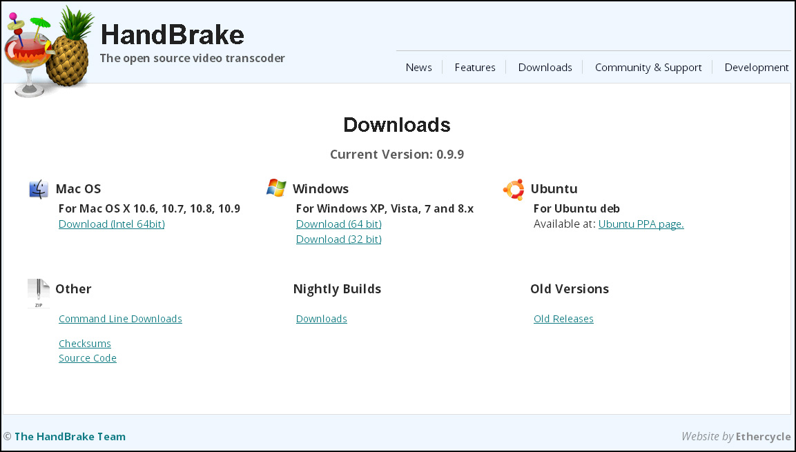 How To DVD Rip With HandBrake | Ubergizmo