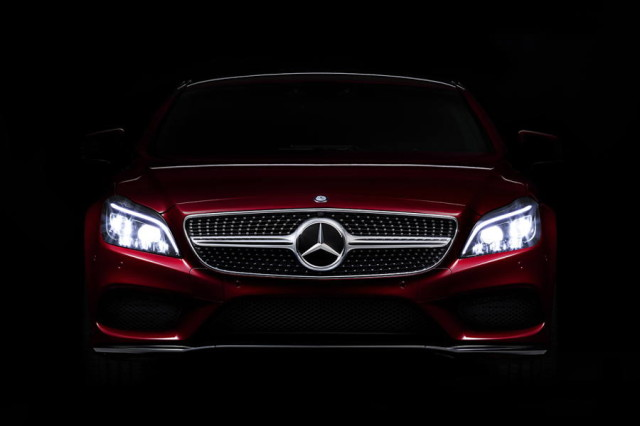 mercedes benz led