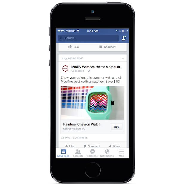 facebook-buy-products