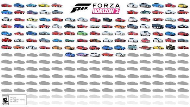 forza-horizon-2-cars