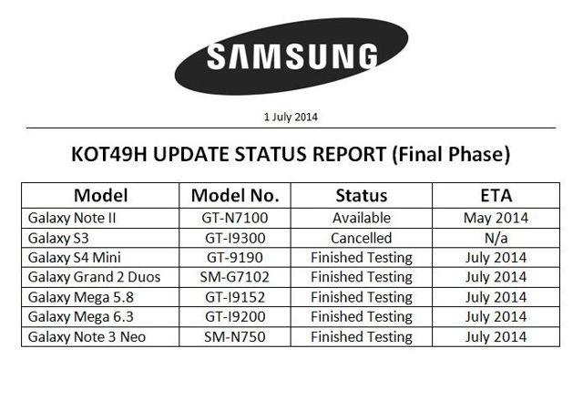 samsung-update-list