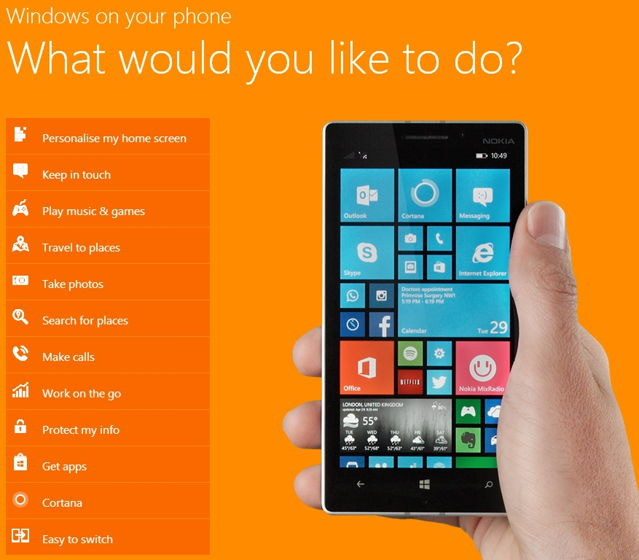 windows phone tutorial