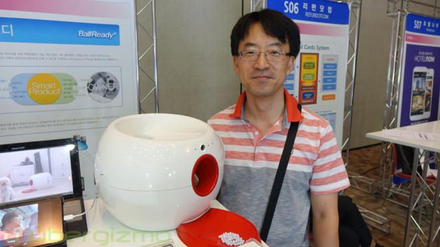 Seung-Gon Park, CEO of BallReady