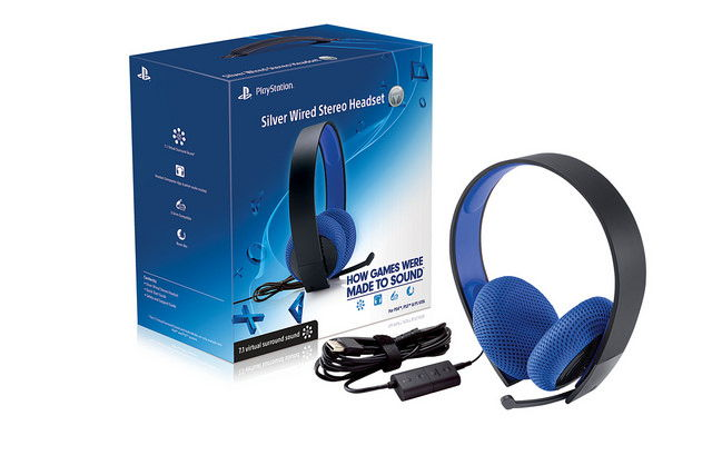 silver-wired-headset