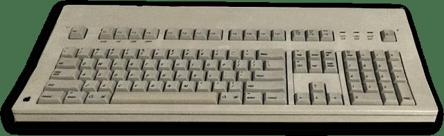 Apple-Extended-Keyboard-Raspberry-Pi