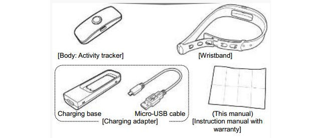 Toshiba Wearable Fitness Tracker Spotted At The FCC