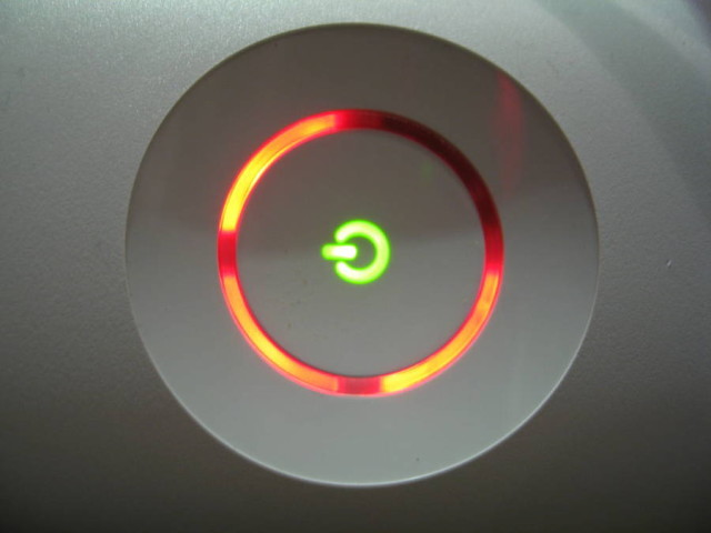 xbox red ring