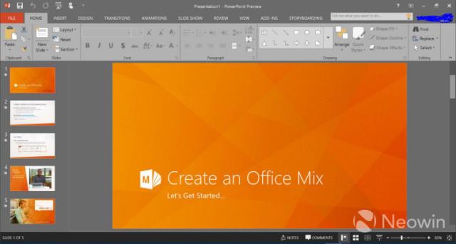 office-2016-screenshot