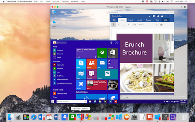 Parallels Preview Now Available For Apple's M1 Macs