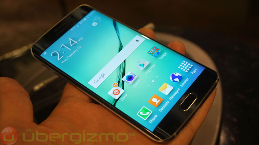 Samsung To Add More Galaxy S6 Themes Along With AMOLED Dark Theme