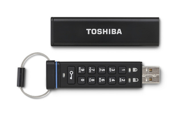 toshiba-encrypted-usb-flash-drive