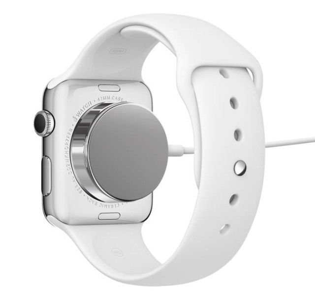 apple watch charge