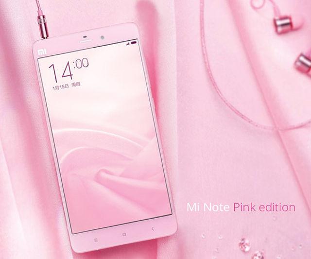 mi-note-pink