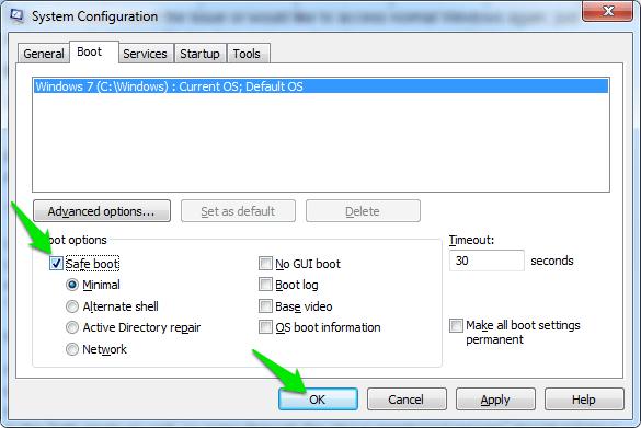 How To Start Windows Safe Mode (XP, Win 7, Win 8) | Ubergizmo