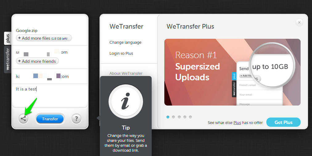 How To Send Large Files (For Free) | Ubergizmo