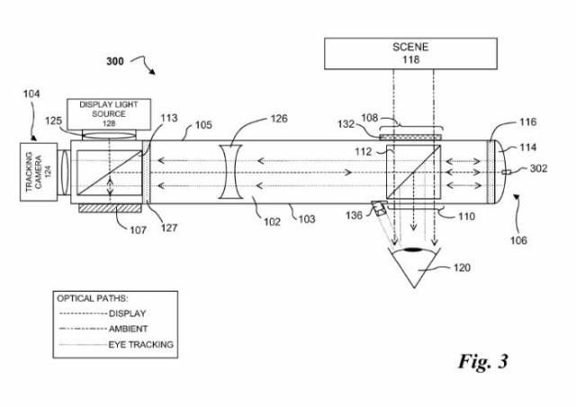eye tracking patent