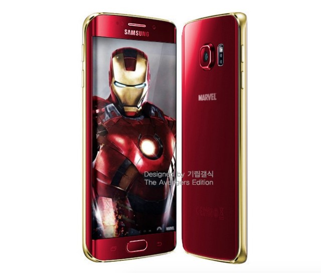 Fan made Iron Man Edition