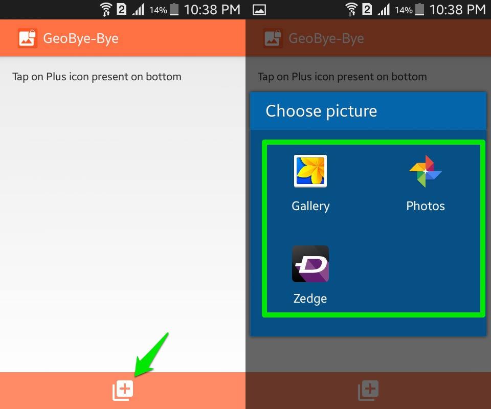 select image app