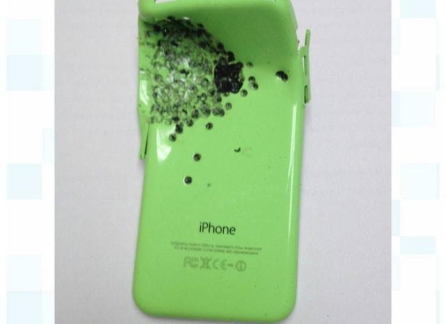 iphone5c bullet