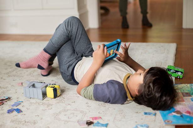 Amazon Fire HD Tablet Kids