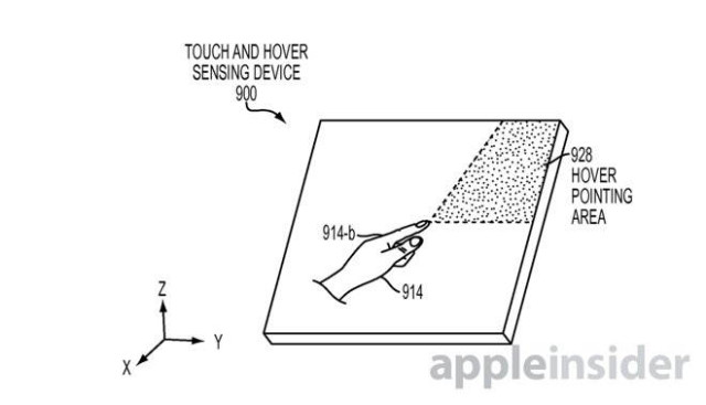 apple patent hover
