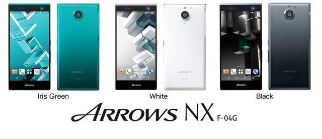 arrows-nx-f04g