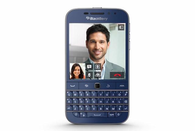 BlackBerry Classic Cobalt