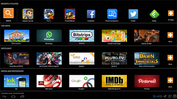 Bluestacks Lets You Run Android Apps On Mac Ubergizmo