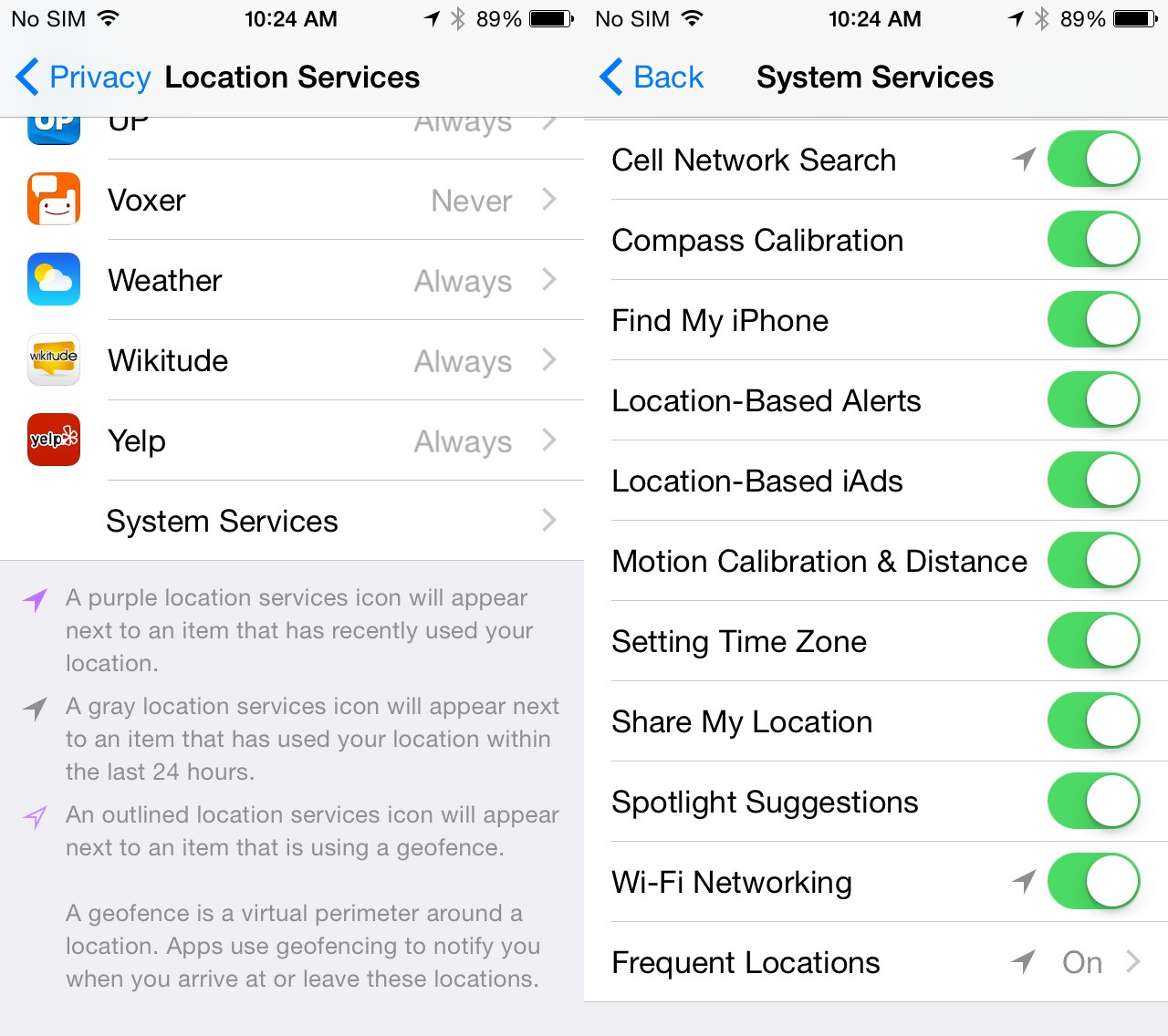How To Disable Google Location Tracking (Android+iOS+Web) | Ubergizmo