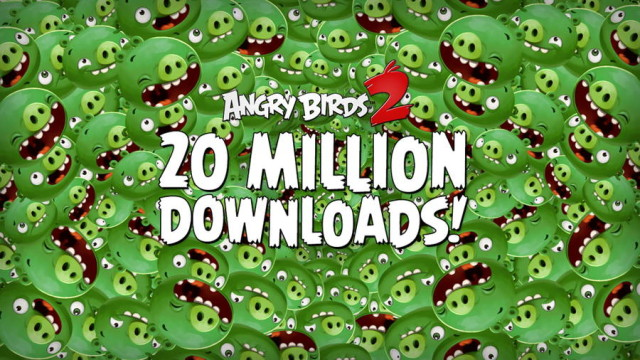 angry birds 2 20m