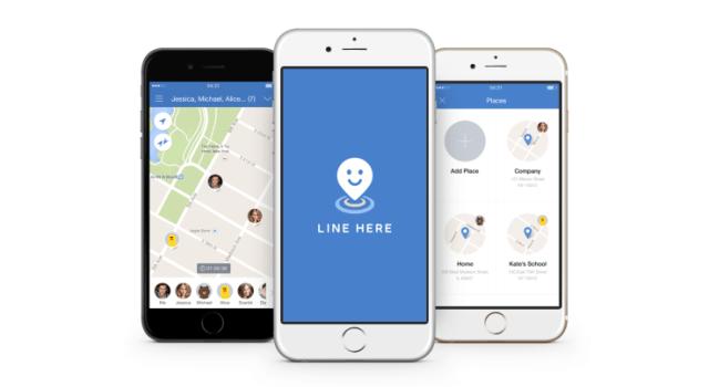 line-here-app