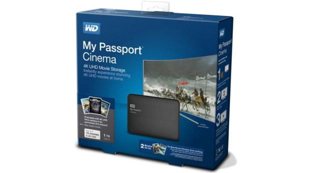 wd my passport cinema