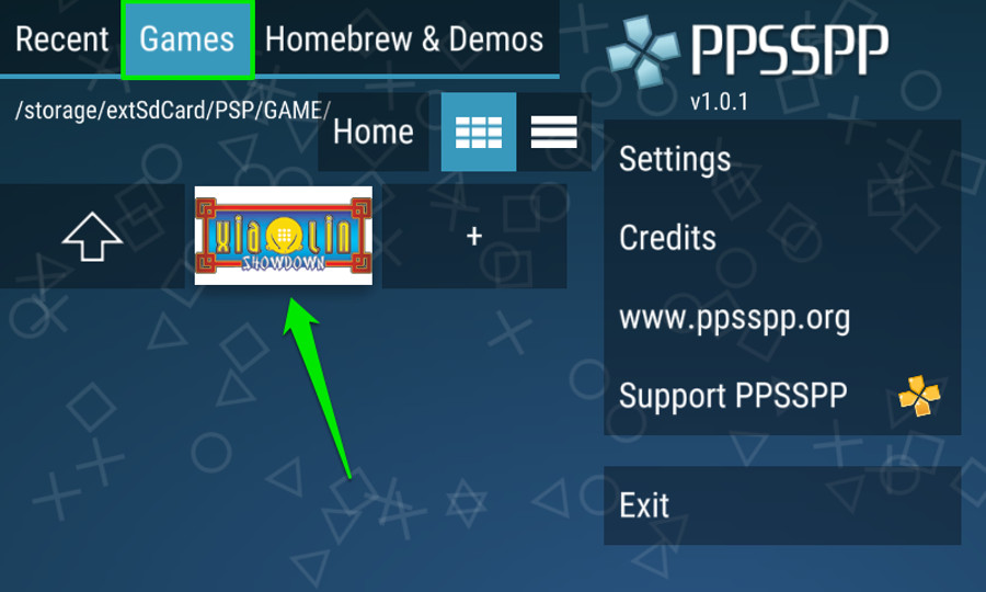 ppsspp psp emulator games for android free download