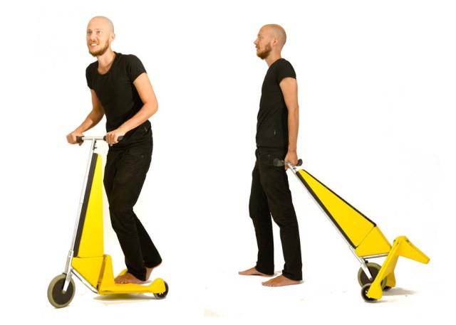 citrus scooter