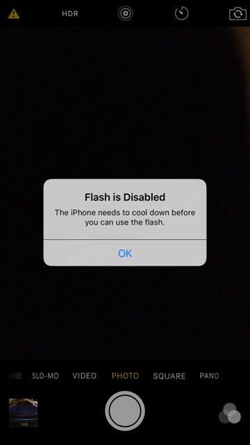 iphone 6s overheat