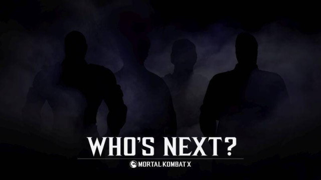 mkx characters