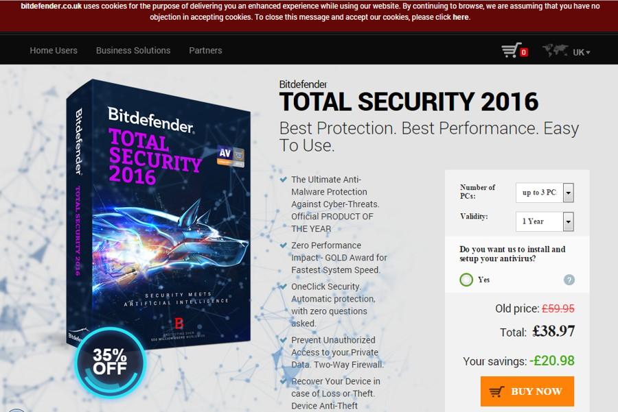 5 Best Antivirus Software | Ubergizmo