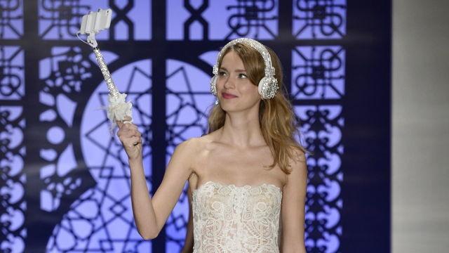 selfie-bride