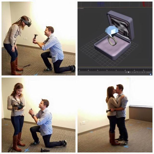 vr proposal