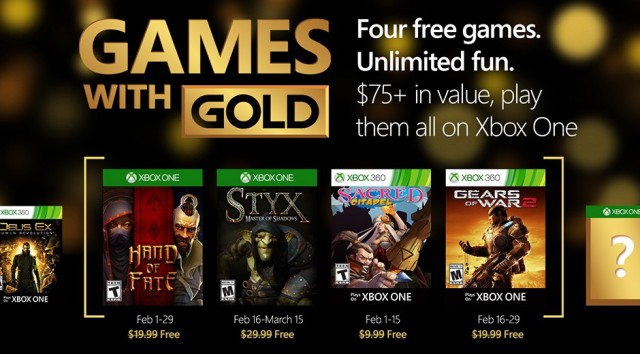 xbox-games-with-gold-february-2016