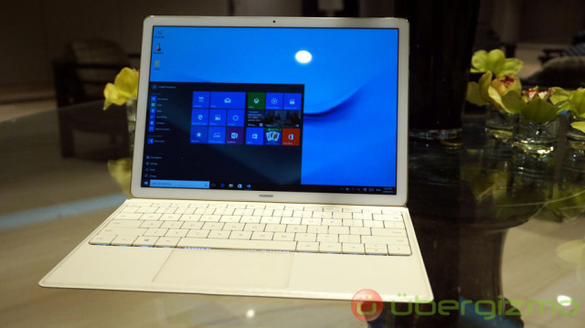 Three Huawei MateBook Models With Kaby Lake Processors Expected