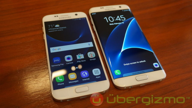 T-Mobile Samsung Galaxy S7 And S7 Edge Software Updates Arrive