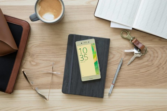 Xperia X Lime Green PIS Design