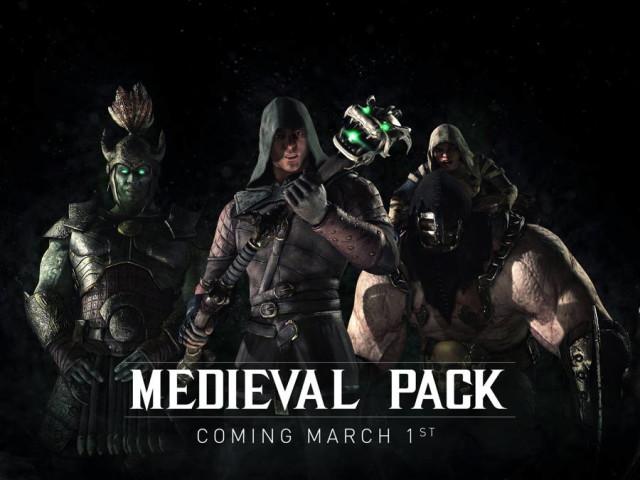 mkx medieval pack