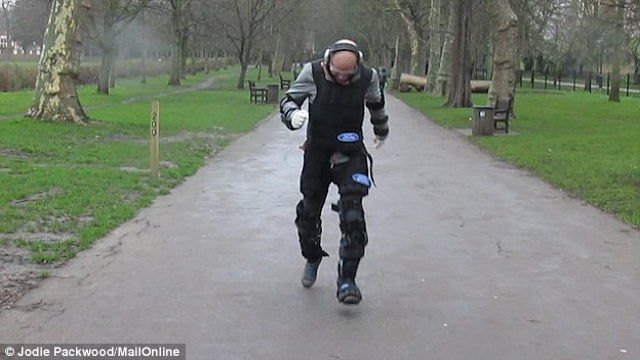 old-exoskeleton